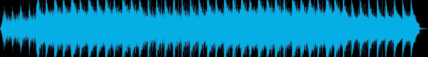 【プレゼンテーション】浮遊感とピアノ②の再生済みの波形