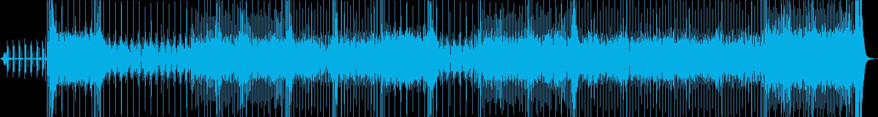 ポップ。ワルツ。気まずい歌の。の再生済みの波形