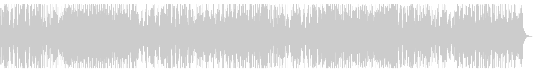 Spooky80Drumの未再生の波形