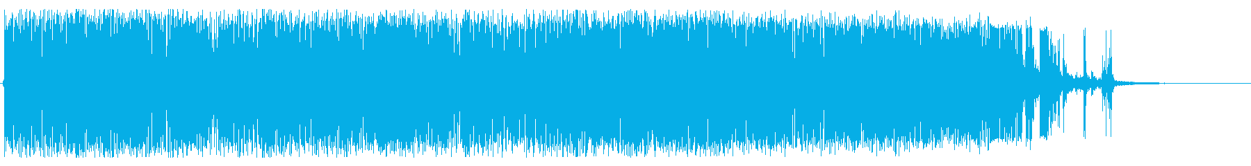 KANT 怪獣が変身する効果音1の再生済みの波形