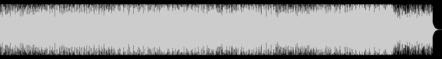 切ないEDMの未再生の波形