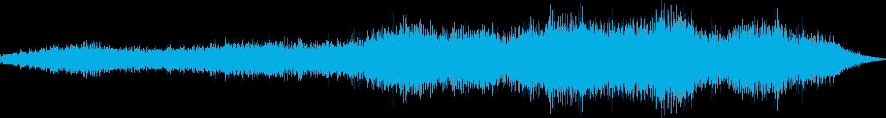 ナイトストーカー2201 ZGの再生済みの波形