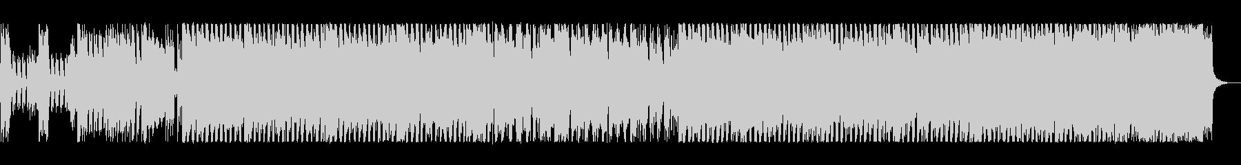 80s'エレクトリック・ポップの未再生の波形