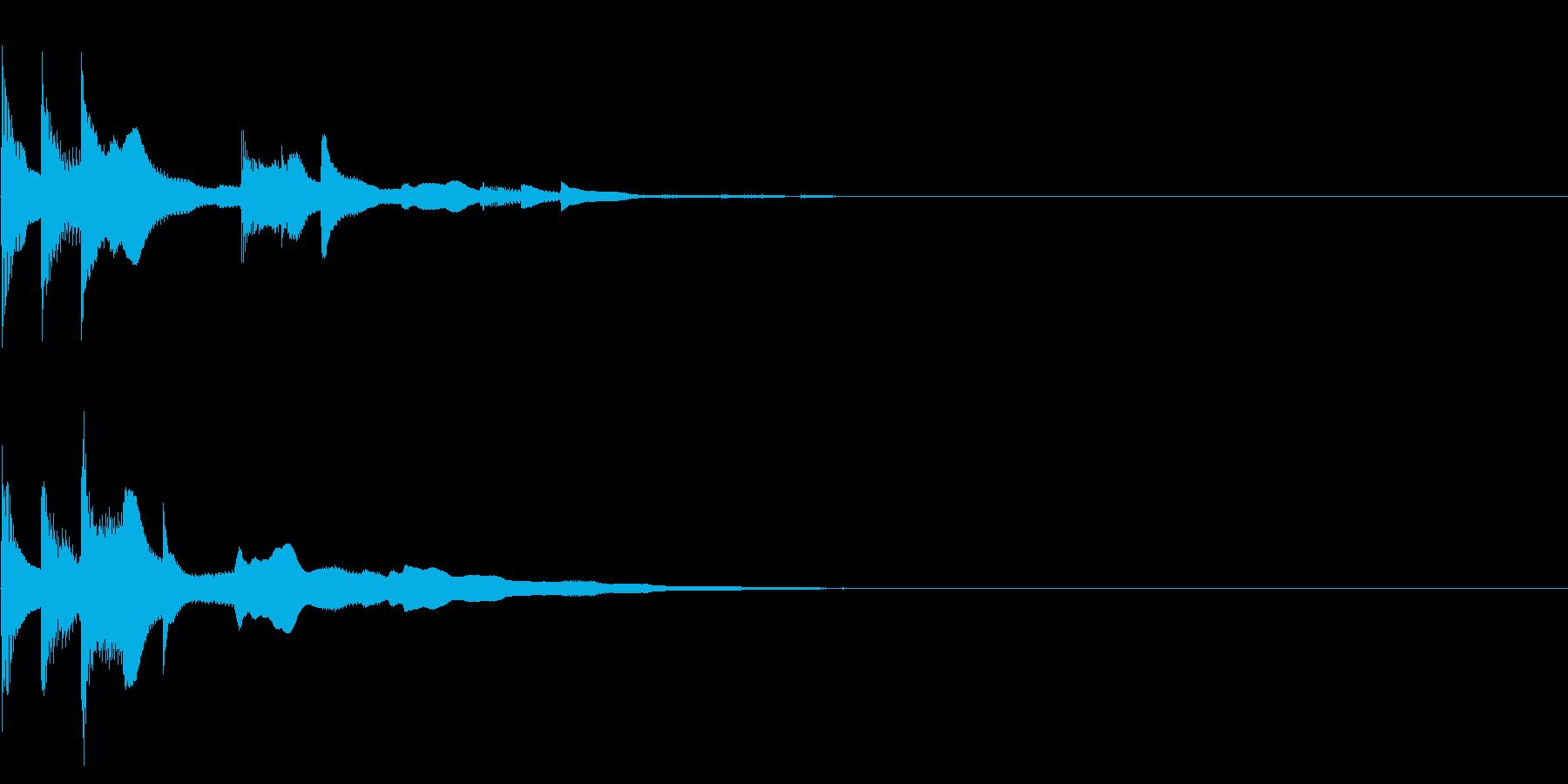 パラランウンララ…(アイキャッチ)の再生済みの波形