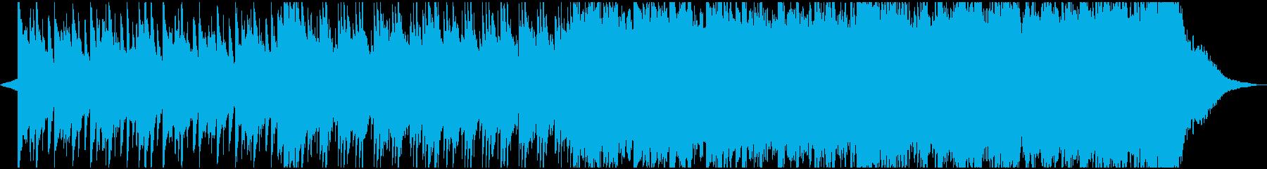【ショートVer】感動 バラードワルツの再生済みの波形