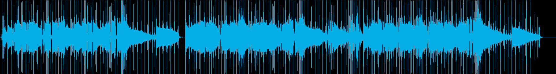 エレガント高級感ラウンジ♪海♪企業VPの再生済みの波形