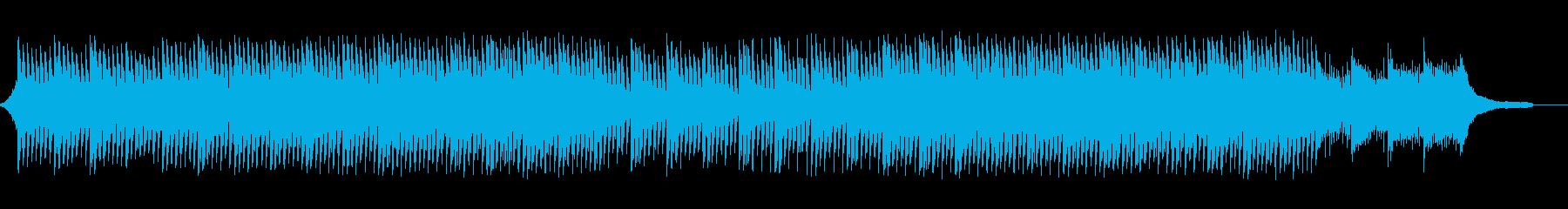 企業VP会社紹介透明感爽やか疾走感A18の再生済みの波形