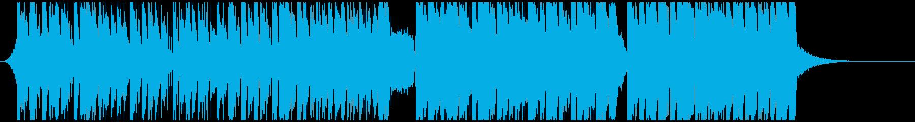 Jingle-kawaii's reproduced waveform