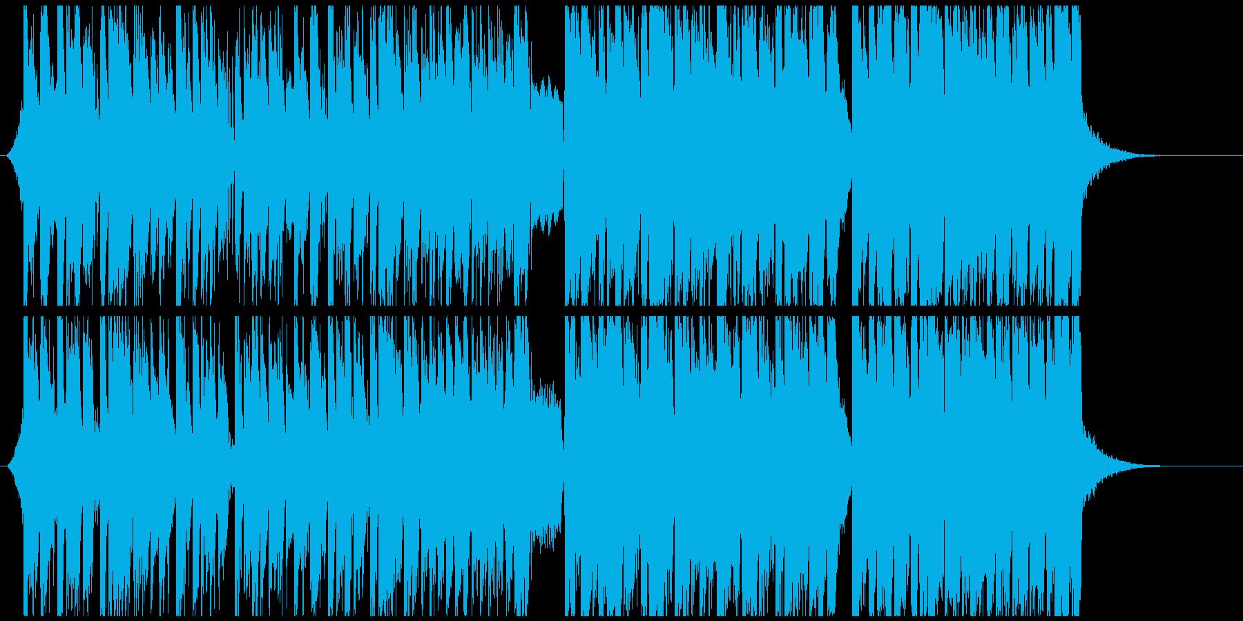 ジングル - kawaiiの再生済みの波形