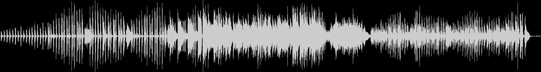 クラシックピアノ生演奏の未再生の波形