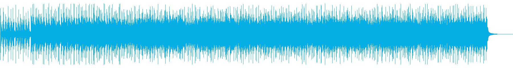 元気で明るいピアノポップ/クラップ/応援の再生済みの波形