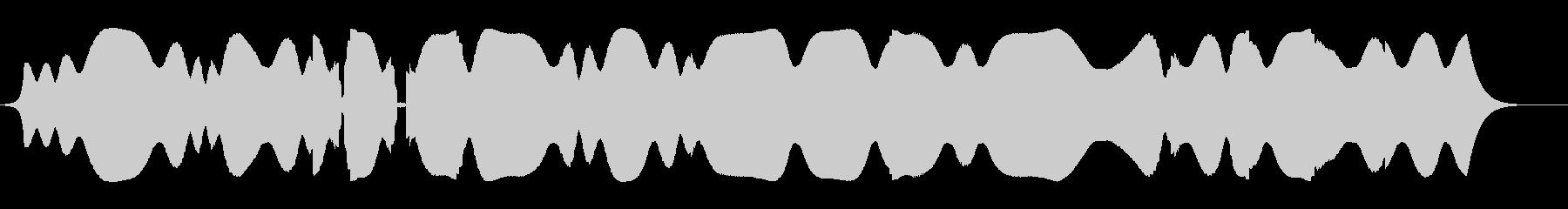 ピコピコ【SF風のコンピュータ・計算機】の未再生の波形