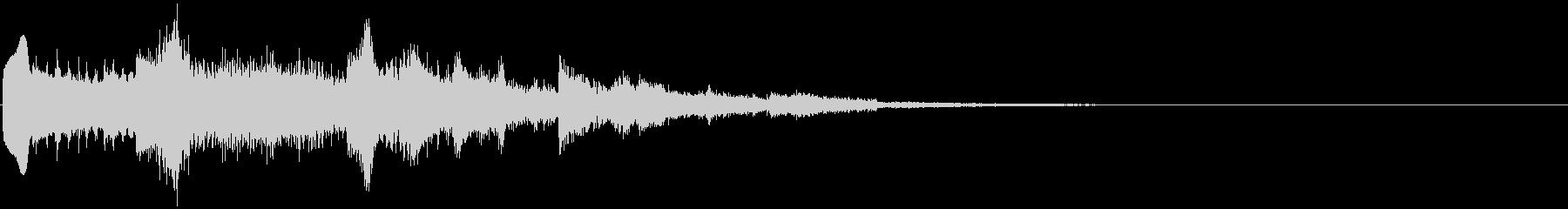 パリララリラ…(混乱、パニック)の未再生の波形