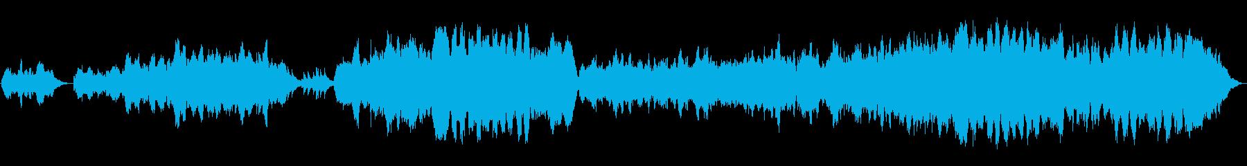 弦楽4重奏からフルオーケストラへー静と動の再生済みの波形
