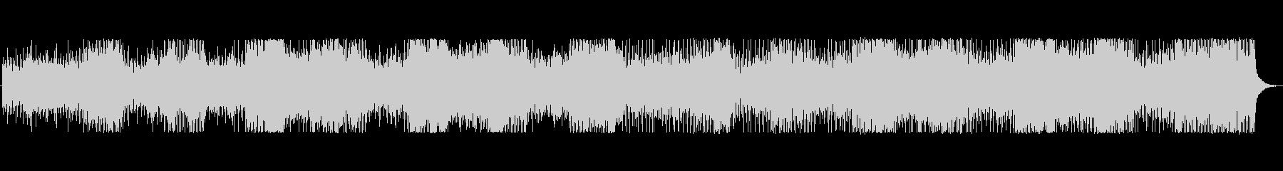 ハープを用いたミニマルなループの未再生の波形