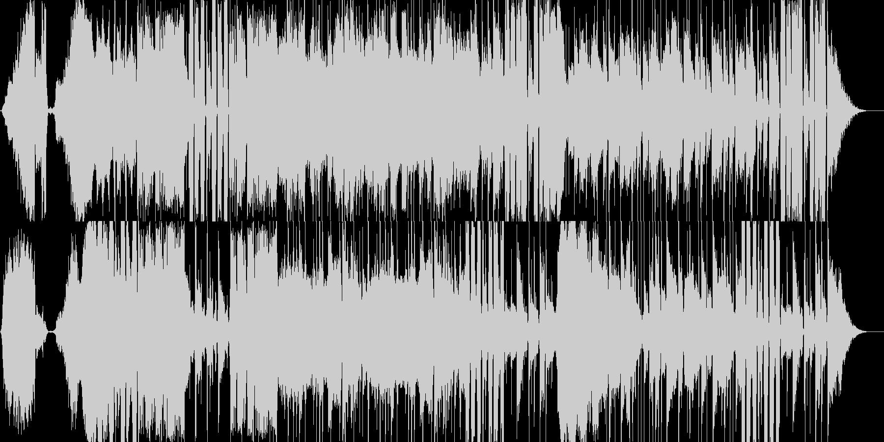 CM風 日本-アラビア OPジングルの未再生の波形