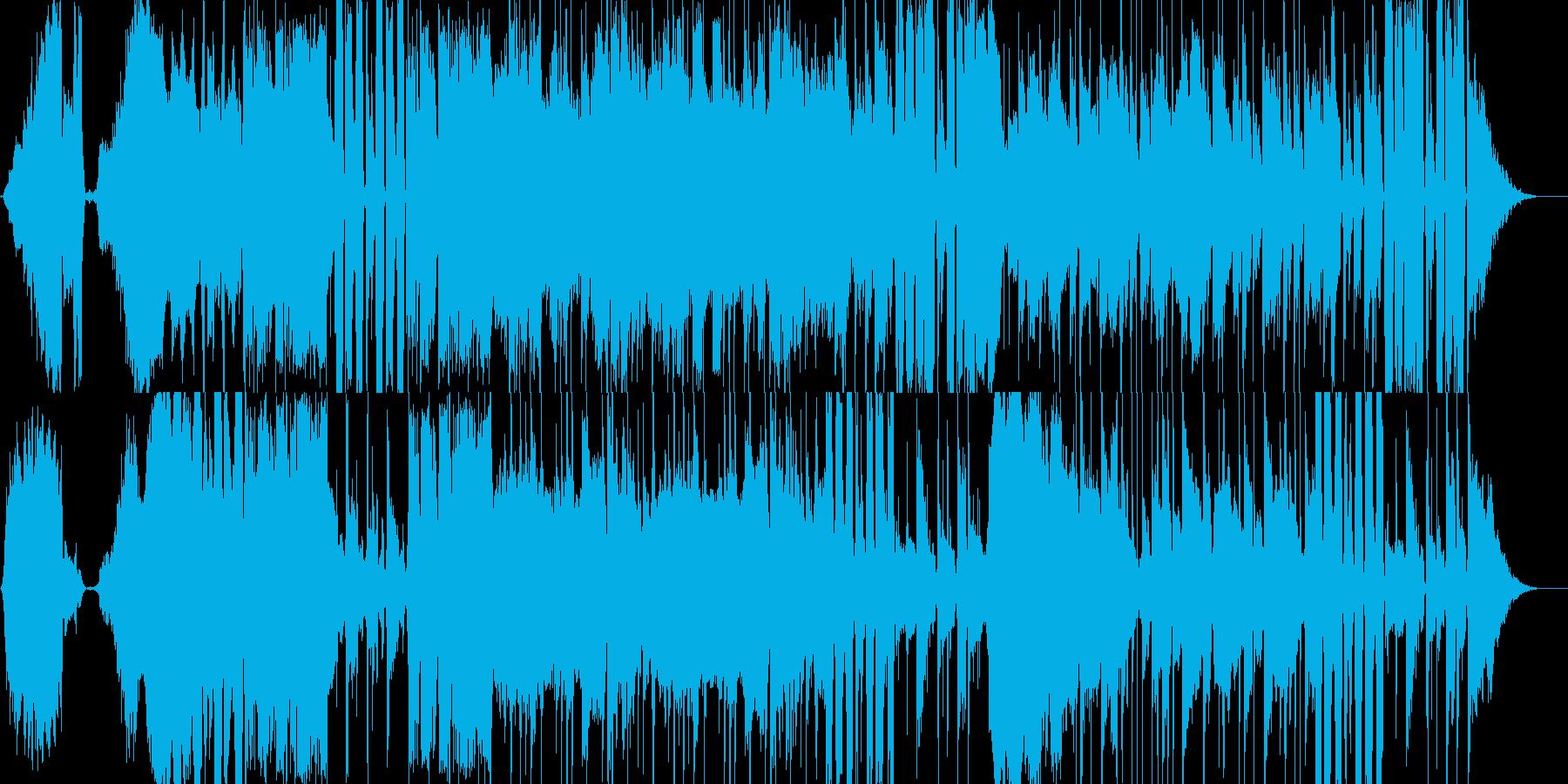 CM風 日本-アラビア OPジングルの再生済みの波形