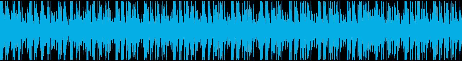 明るくポジティブなコーポレート/エ...の再生済みの波形