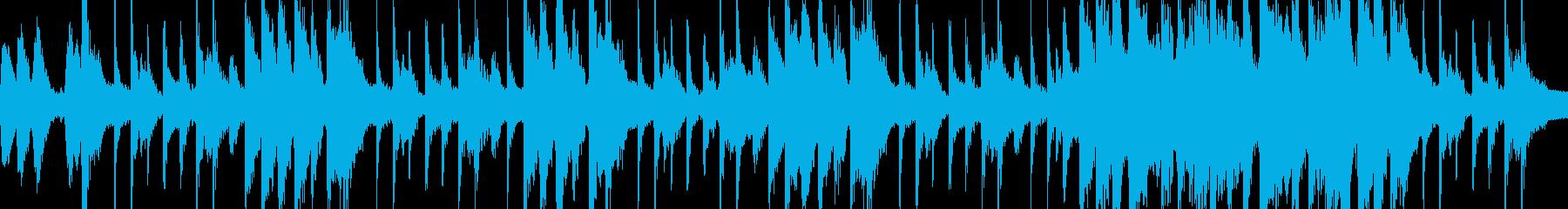 ビッグホーン、ラテン系のリズム、伝...の再生済みの波形