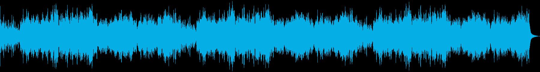 オケ=ワルツ-マイナー重厚の再生済みの波形