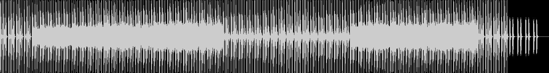 潜入シーン等をイメージした曲です。の未再生の波形