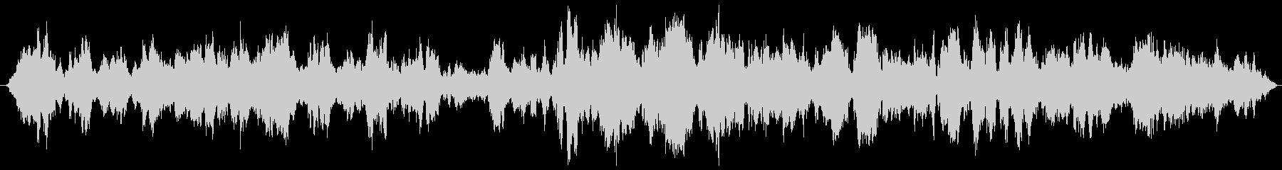 群集 応援ハッピーロング02の未再生の波形