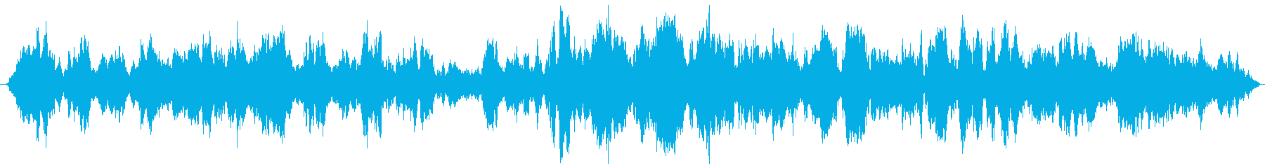 群集 応援ハッピーロング02の再生済みの波形