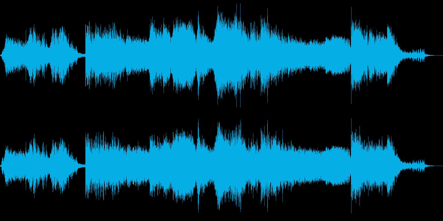 クラッシャゲドンの再生済みの波形