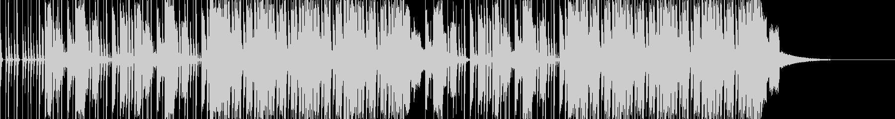 ポップ テクノ ファンク 実験的な...の未再生の波形