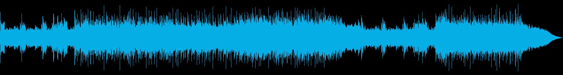 往年のハードロック(ショートVer)の再生済みの波形