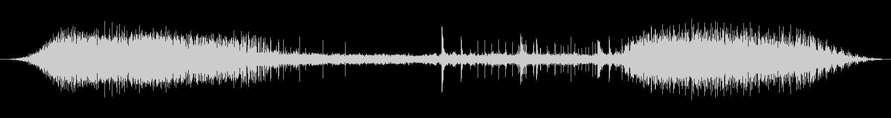 サーカスの拍手0-30の未再生の波形