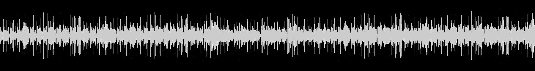 日常シーンで汎用性の高いアコギBGMの未再生の波形