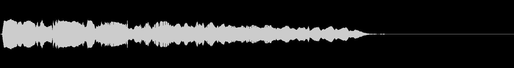 【フレーズ04-2】の未再生の波形