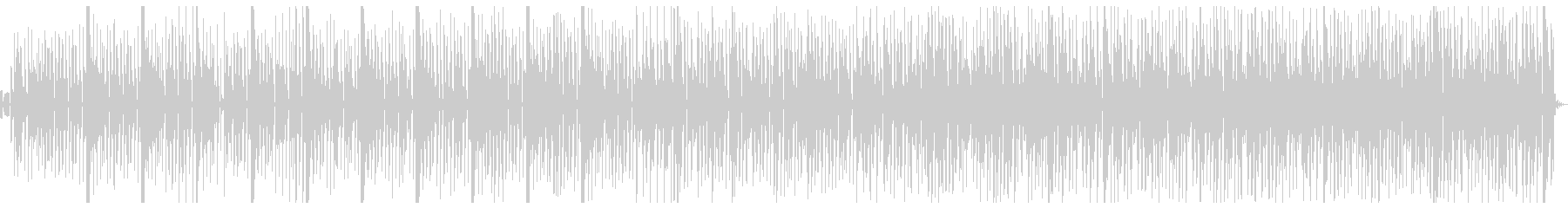 ティーン ポップ テクノ ドラム ...の未再生の波形