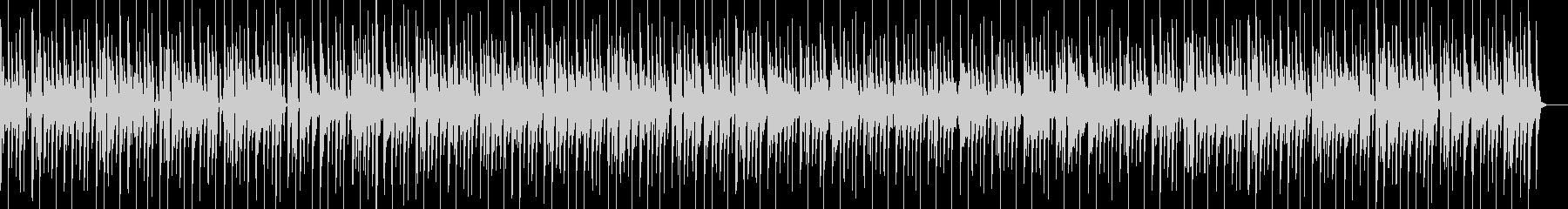 クラビネットとカリカリなギターリフ...の未再生の波形