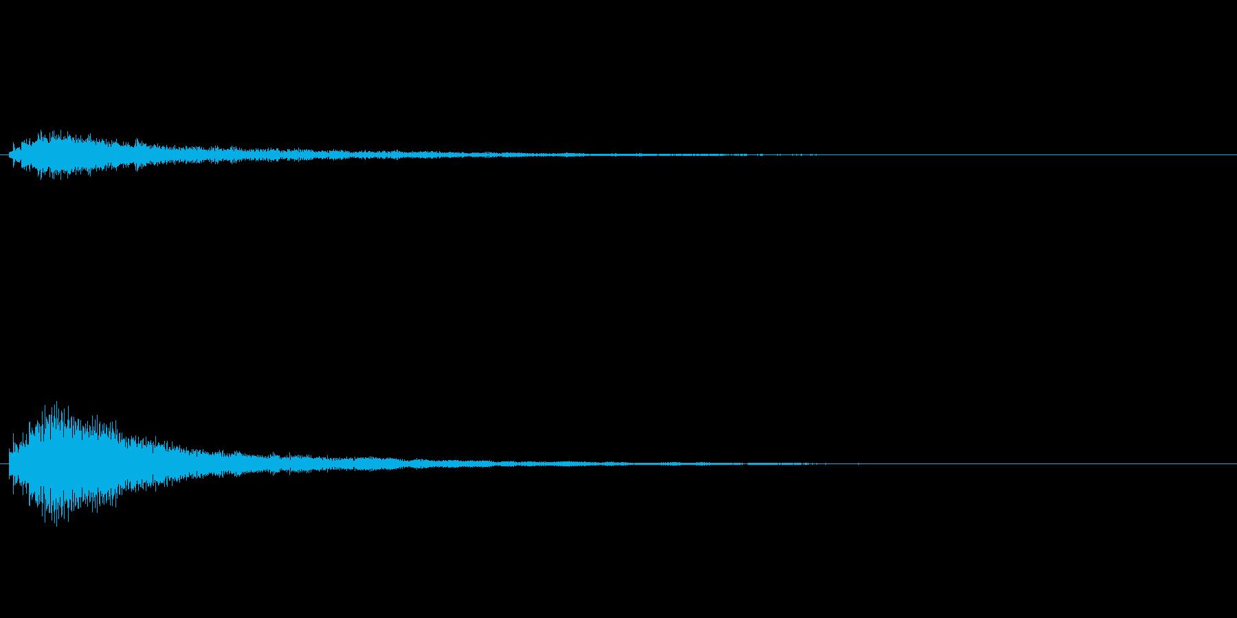 キラキラ系_040の再生済みの波形