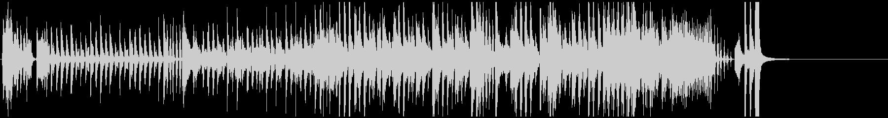 1分!ジャズ系ハロウィンver.2 の未再生の波形