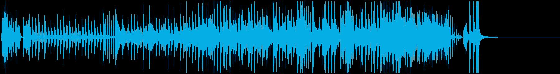 1分!ジャズ系ハロウィンver.2 の再生済みの波形
