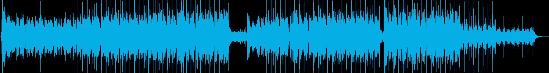 映画音楽、荘厳重厚、映像向け-16の再生済みの波形