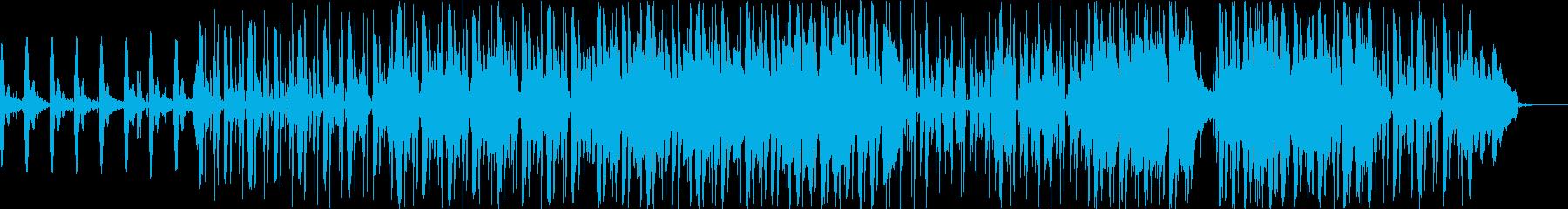 ジャズとHipHopが交わるダークな香りの再生済みの波形