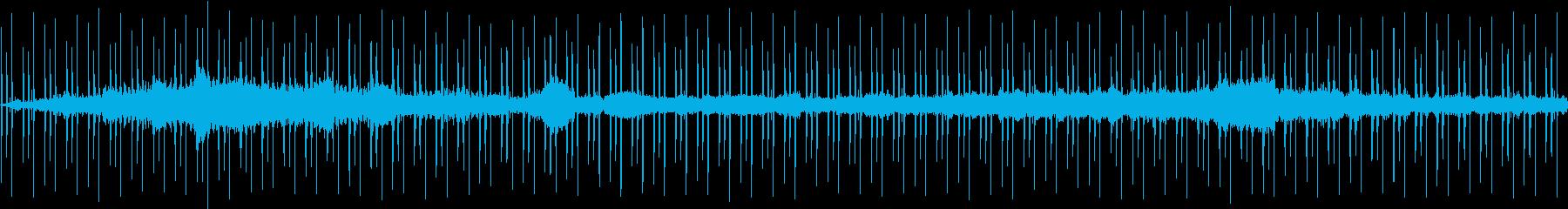 グルーヴ、ループ、シンセ、エレクト...の再生済みの波形