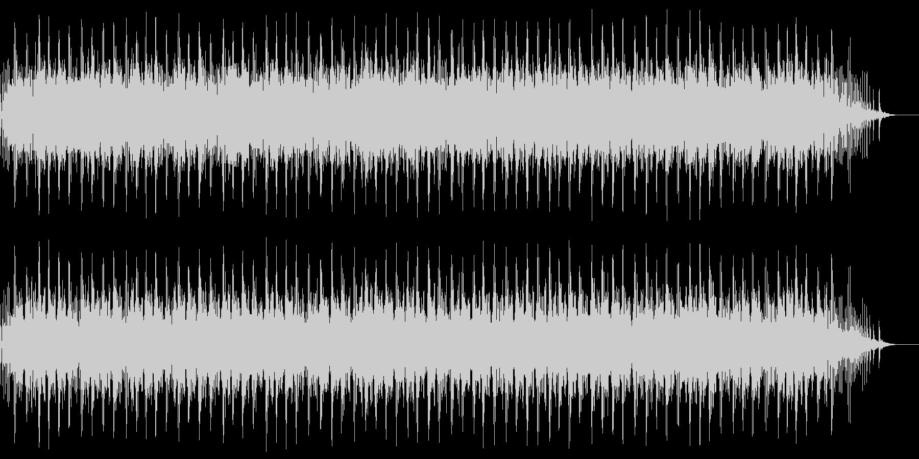 [生録音]魚釣り、リールを巻く10の未再生の波形