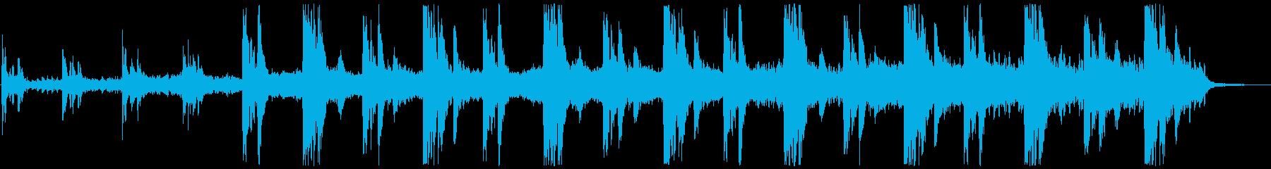 オペラ 前衛交響曲 ファンタジー ...の再生済みの波形