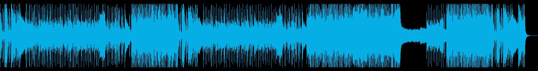 Kassenの再生済みの波形