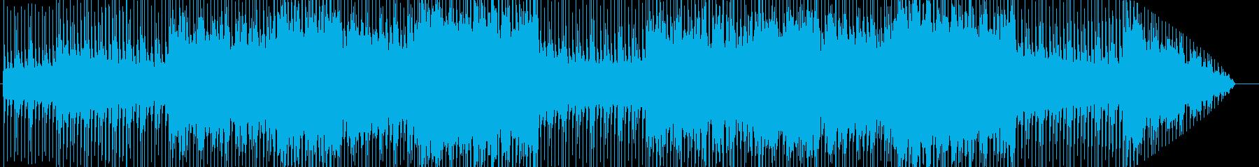 悪役を想定した壮大なオーケストラの再生済みの波形