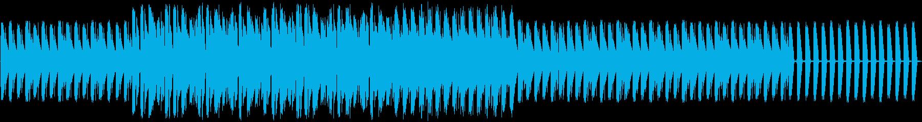 軽い安定したビートの一致をサポート...の再生済みの波形