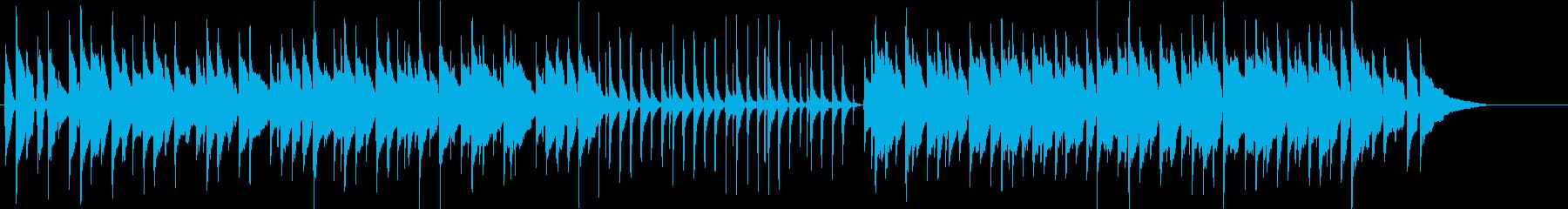 ハッピーバースデー アコギ 生演奏の再生済みの波形
