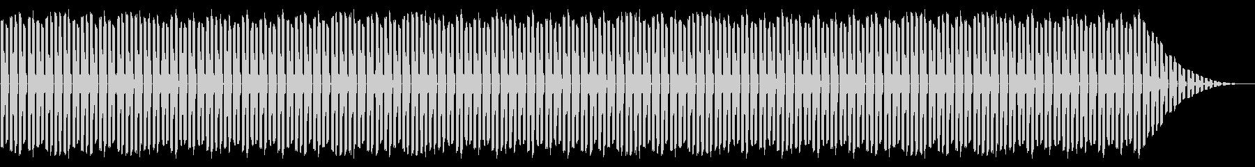 NES RPG A08-1(バトル2) の未再生の波形