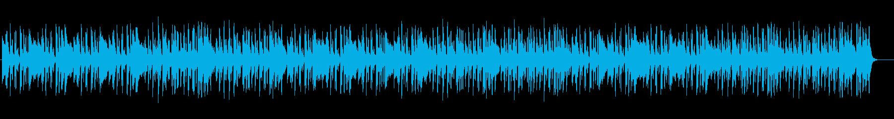 スローテンポな、ストリングスポップスの再生済みの波形