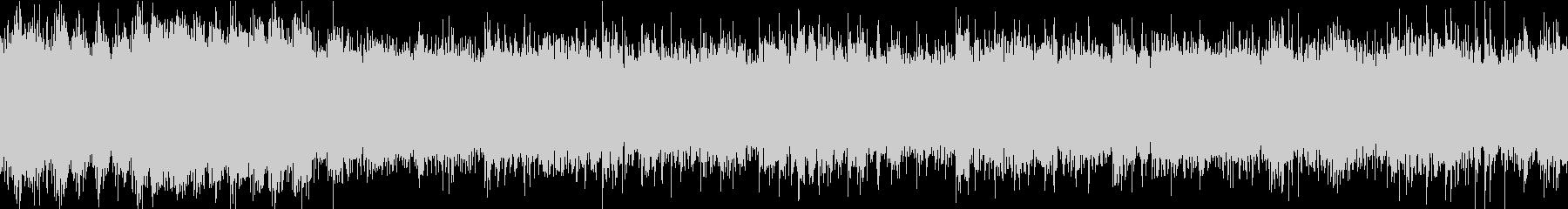 おだやかキラキラ/ループ/イントロ17秒の未再生の波形